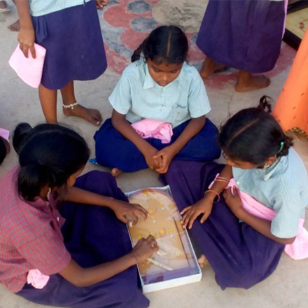 Impact > YouthSupport > After School Program (ASP) in India